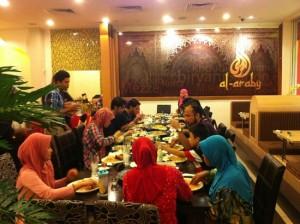 arab meal