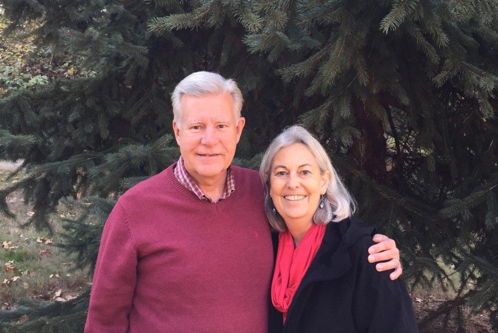 Scott & Maggie Modrall